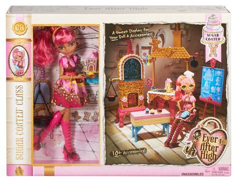 Amazon.com: Ever After High Sugar Coated Kitchen with
