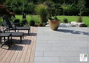 Terrasse Holz Stein : bildergebnis f r terrasse holz und stein kombinieren terrasse holz gartendesign ideen und ~ Watch28wear.com Haus und Dekorationen