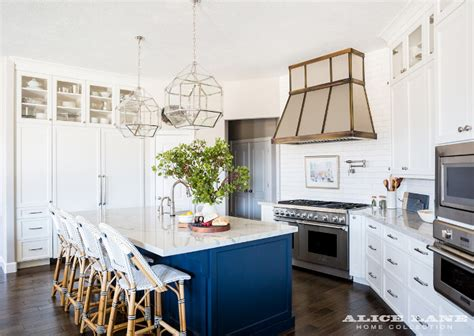 blue island kitchen white kitchen with navy blue island reno ideas home 1726