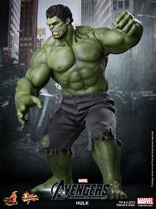 Hot Toys HULK from THE AVENGERS | Collider