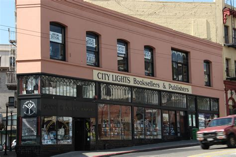 city lights sf city lights bookstore retracing kerouac