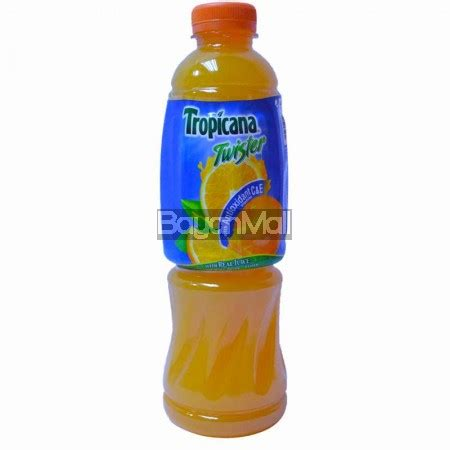 tropicana twister orange juice