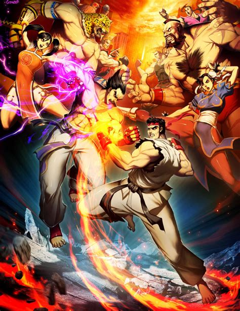 System Requirements For Street Fighter X Tekken Games