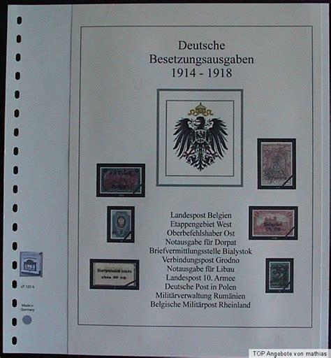 Dhl express offers shipping, tracking and courier delivery services. Deutsche Besetzungsausgaben 1914-1918 Vordruck farbig TOP alle Bilder in Beschr. | eBay