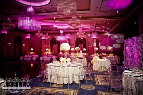 wedding decor   pink lit room   top  jersey