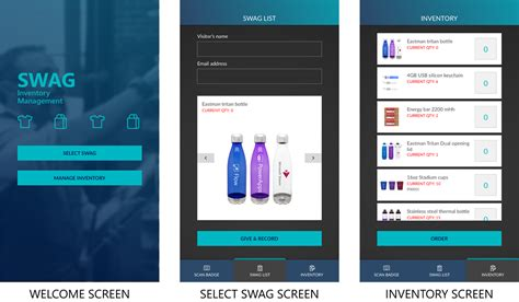 creating  swag inventory  powerapps swag app