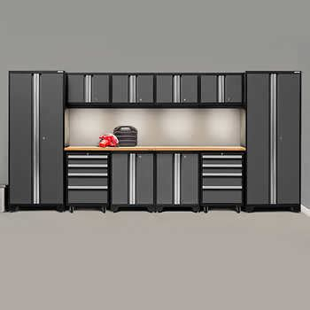 garage cabinets costco newage products bold 3 0 series 12 set 15701