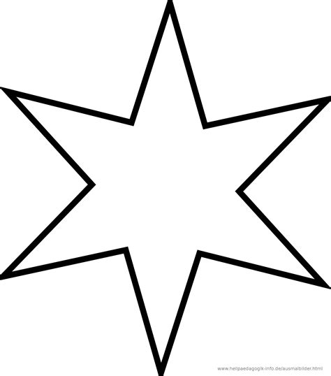 vorlagen sterne ausmalbilder sterne