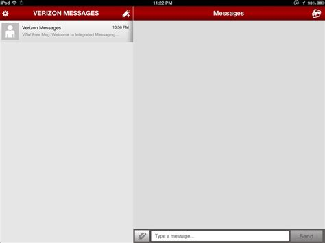 verizon email on iphone yahoo verizon text messages can now be retrieved on