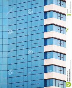 Building Mirror Glass Wall Royalty Free Stock Image ...