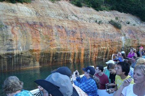 Rock Boat by Pictured Rocks National Lakeshore Boat Tours Cruise For