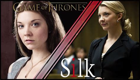 Natalie Dormer Silk by 30 Popular American Characters Who Were On Uk Tv Page 29