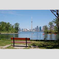 Toronto  Center Island Park  Great Runs