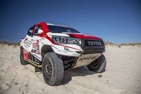 2019 Toyota Dakar by Toyota Enters Three Racing Hilux Trucks In 2019 Dakar Paul