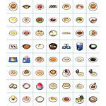 Sheet Icons Cooking Mama Spriters Cook Resource