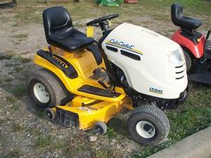 Cub Cadet Lt1045 Lawn  U0026 Garden And Commercial Mowing