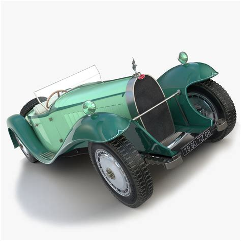 Fill your cart with color today! 3d bugatti type 41 royale