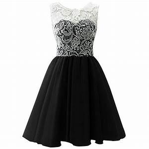 Girls dress summer 2017 small beauty new female Black ...