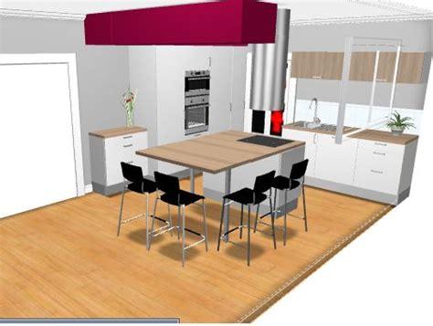 table de cuisine à vendre ilot central cuisine ikea 10 dco cuisine avec lot central