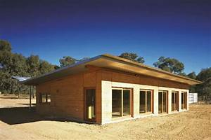 Home On Earth : steffen welsch architects 39 rammed earth house produces all its own energy and captures all its ~ Markanthonyermac.com Haus und Dekorationen