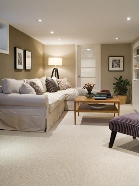 Having Your Basement As A Dark,dreary, Unlivable Space Is