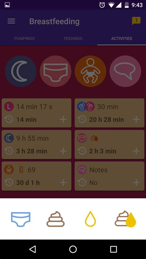 Breastfeeding Tracker Pump Log And Baby Diary