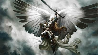 Angel Screensavers Desktop Wallpapers