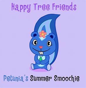 Happy Tree Friends - Petunia's Summer Smoochie by Bunny ...