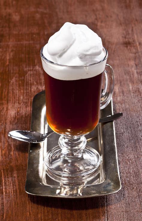 irish coffee  cafe bien tonique parfait pour finir