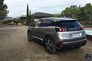 Tarif 3008 Peugeot 2017 : photos peugeot 3008 2017 2017 numero 15 ~ Gottalentnigeria.com Avis de Voitures