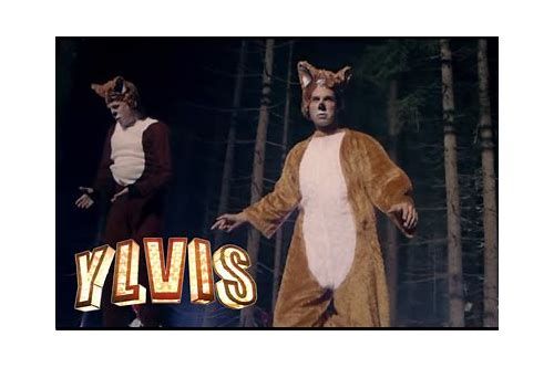 ylvis what the fox say download mp3