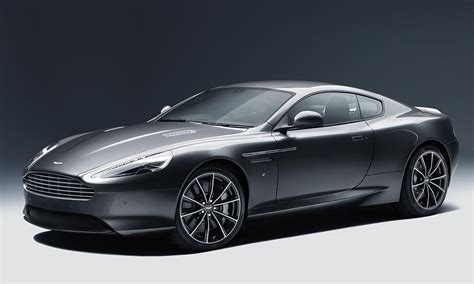 Become James Bond With Aston Martin's 007 Edition Db9 Gt
