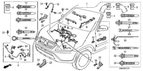 Honda Online Store Crv Engine Wire Harness Parts