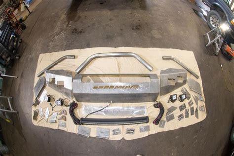 Diy Prerunner Bumper Kit Lights Wiring Harnesses Not