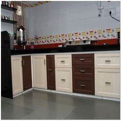 pvc kitchen cabinet pvc furniture manufacturer from With kitchen furniture in ahmedabad
