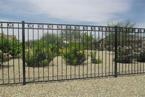 wrought iron fence wrought iron fence rod iron