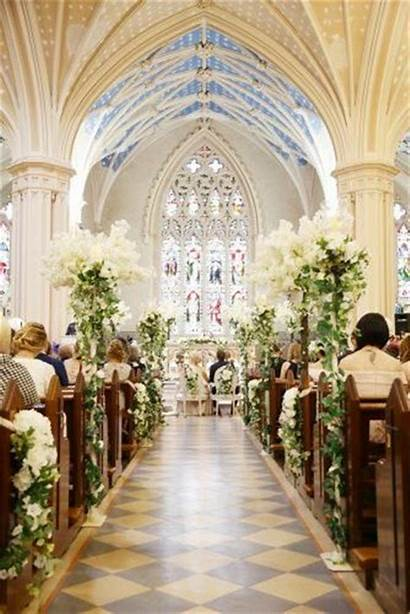 Church Decorations Breathtaking Flower Iglesia Chapel Sencillas