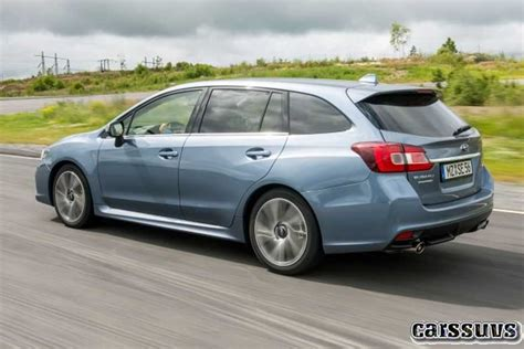 20182019 Subaru Levorg  A Photo, Price And Packaging