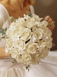 Rose and Stephanotis Bridal Bouquet
