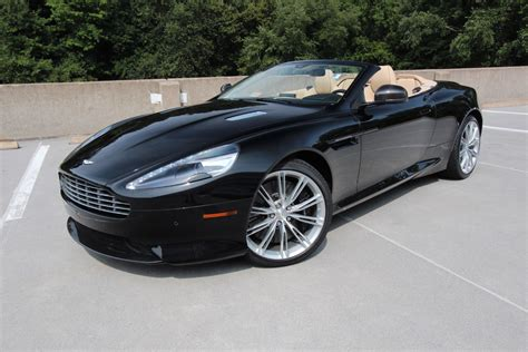 2015 Aston Martin Db9 Volante Carbon Edition Stock