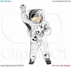 Astronaut Illustration (page 2) - Pics about space
