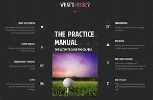 The Practice Manual  The Ultimate Guide For Golfers  By