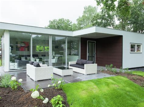 Moderner Bungalow by Hommelheide Detached Modern Bungalow In A Park With Many