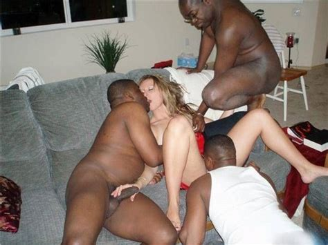 Interracial Gangbang Yummy Girl Amateur Interracial Porn