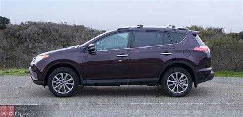 Toyota 2016 Rav4 Reviews by 2016 Toyota Rav4 Review The Soft Soft Roader
