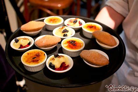 dessert avec creme fleurette la brasserie darlinghurst chocolatesuze