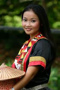Beautiful Borneo Women