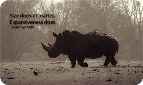 rhinoceros success quotes quotesgram