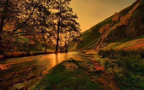 Permalink to Nature Evening Wallpaper
