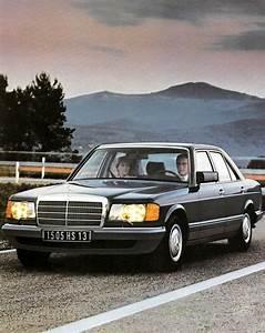 Blouson Mercedes Amg : mercedes class s type w126 1979 91 benz w126 pinterest ~ Melissatoandfro.com Idées de Décoration